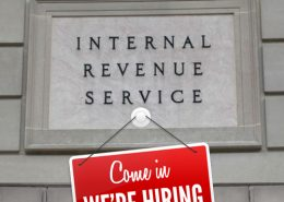 IRS agents hiring more IRS Audits likely sue to IRS hiring additional new agents