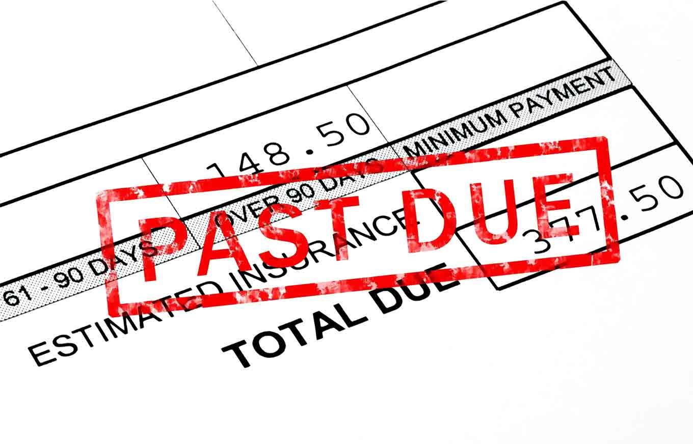 Asset Acceptance Overdue Bill