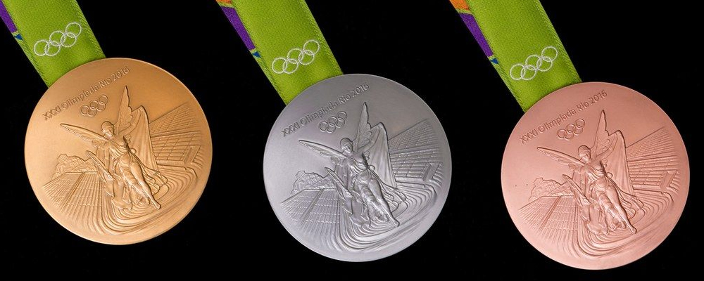 Olympic Medals Taxable