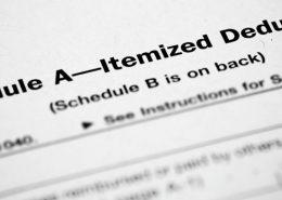 IRS 2017 Tax Deductions