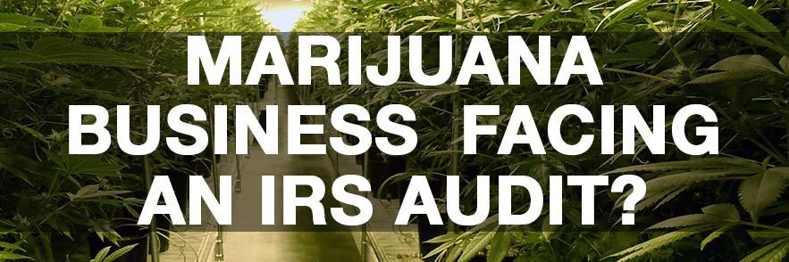 Marijuana-Business-Facing-IRS-Audit