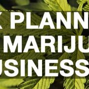 Tax Planning For Marijuana Businesses