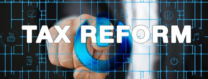trump tax reform plan bill