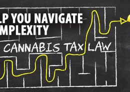 cannabis tax defense