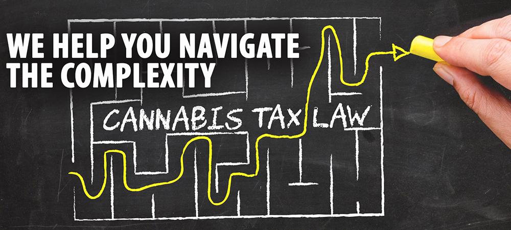 cannabis tax defense