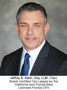 Jeffrey B. Kahn - Attorney, Lawyer, IRS Tax Relief, Estate Planning, Wills & Trusts, Probate, Business, Transactions & Litigation