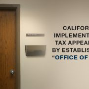 California office of tax appeals