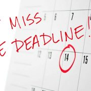 IRS tax filing deadline