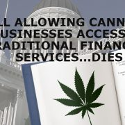 cannabis businesses access to traditional financial services