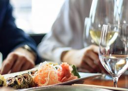 IRS business meals tax deduction guidance