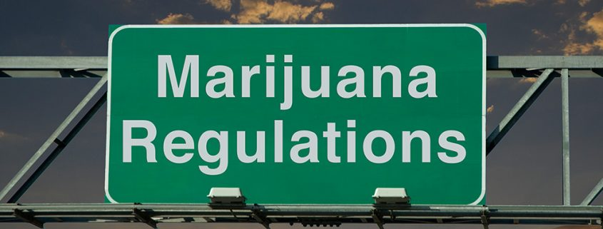 cannabis regulation