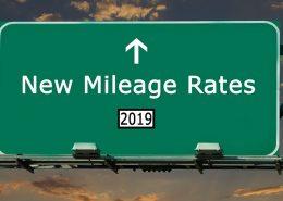 2019 Mileage Rates IRS