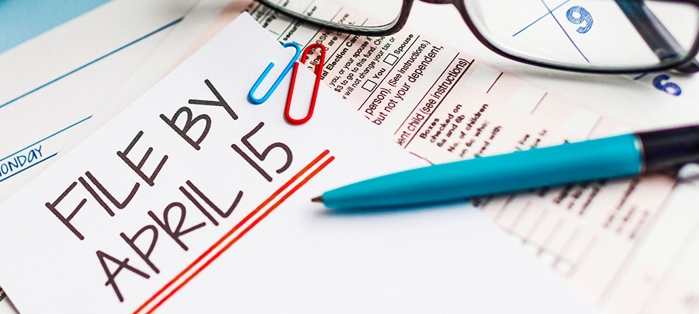 2019 tax return filing deadline
