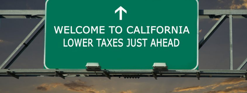 Temporary Cannabis Tax Reduction Bill California cannabis