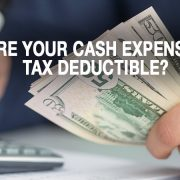 Marijuana Businesses Substantiate To IRS Expenses Paid In Cash Are Your Cash expenses tax deductible?